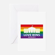 Love Wins Greeting Cards (Pk of 10)