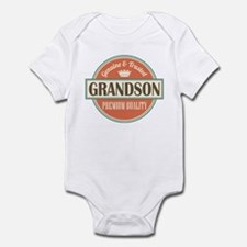 grandson Infant Bodysuit