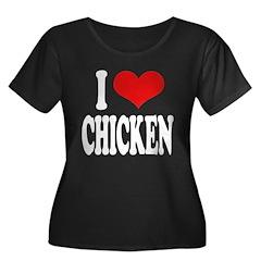 I Love Chicken T