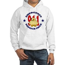 Dispatcher Chick Jumper Hoodie