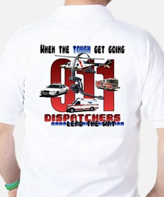 Dispatchers lead the way T-Shirt
