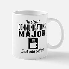 Instant Communications Major Mugs