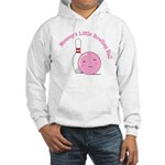 Mommy BB (Pink) Hooded Sweatshirt
