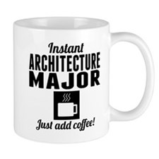 Instant Architecture Major Mugs