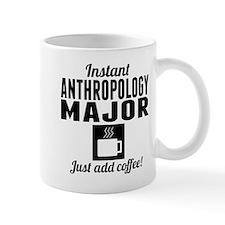 Instant Anthropology Major Mugs
