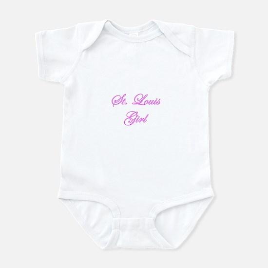 St. Louis Girl Infant Bodysuit