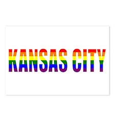 Kansas City, Missouri Postcards (Package of 8)
