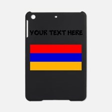 Custom Armenia Flag iPad Mini Case