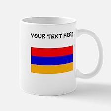 Custom Armenia Flag Mugs