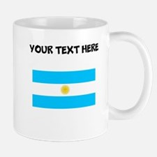 Custom Argentina Flag Mugs
