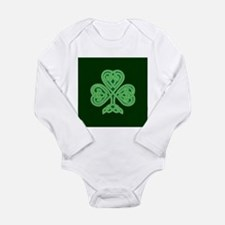 Celtic Shamrock - St Patricks Day Body Suit