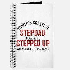World's Greatest Stepdad, Stepdad Stepped Jour