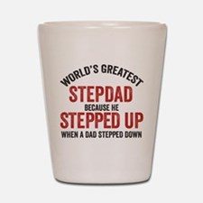World's Greatest Stepdad, Stepdad Stepped up when