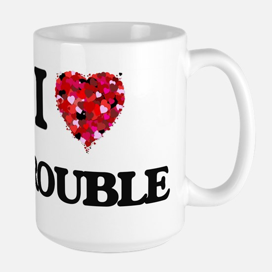 I love Trouble Mugs