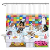 Chihuahua Shower Curtains