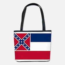 Mississippi State Flag Bucket Bag