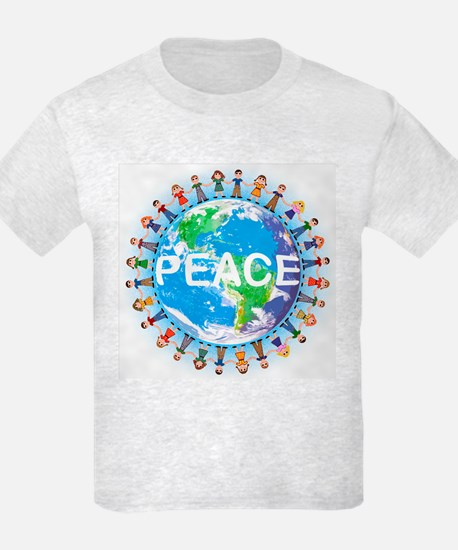 Kids World Peace T-Shirt