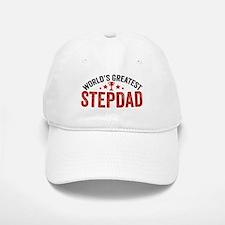 World's Greatest Stepdad Baseball Baseball Baseball Cap
