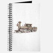 Classic Train Journal