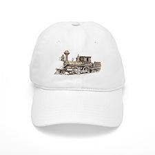 Classic Train Baseball Cap