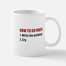 How To Do Math Mugs