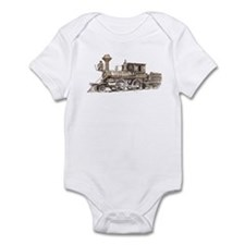 Classic Train Infant Bodysuit