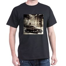 Urban New York vintage Car T-Shirt