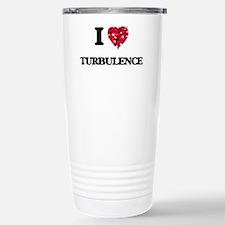 I love Turbulence Stainless Steel Travel Mug