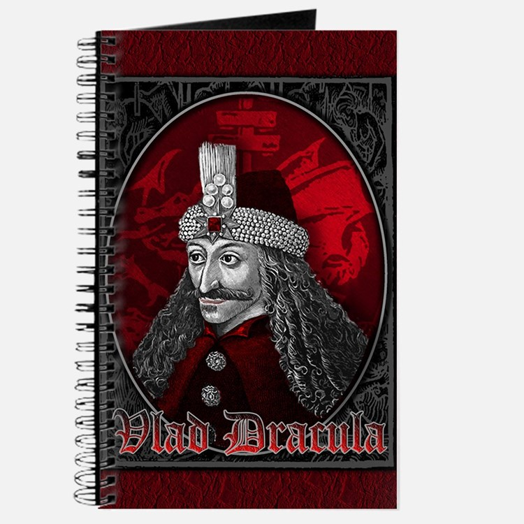 Vlad Dracula Gothic Journal
