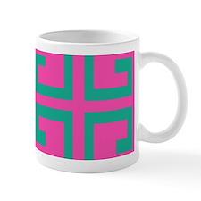 South Beach Tile Mugs