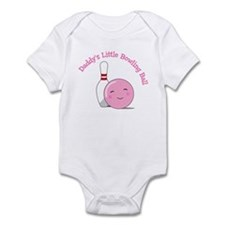 Daddy BB (Pink) Infant Bodysuit