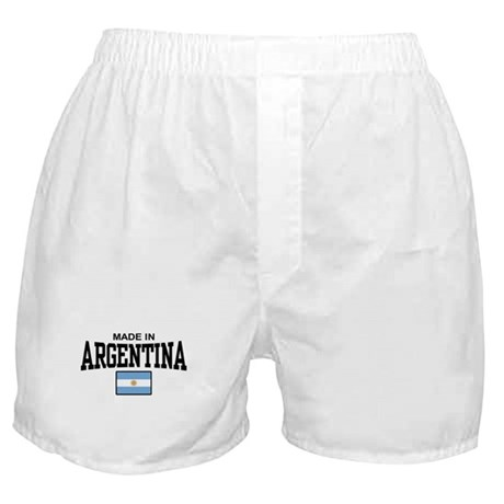 Made In Argentina Boxer Shorts