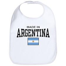 Made In Argentina Bib