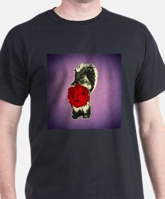 funny Squirrel valentine's day T-Shirt
