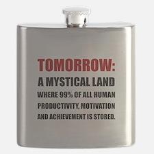 Tomorrow Flask