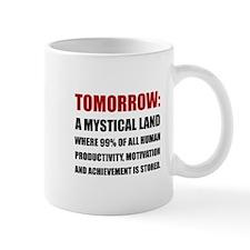 Tomorrow Mugs