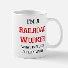 railroad worker Mug