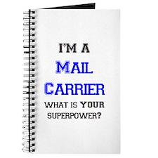 mail carrier Journal