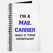 mail carrier Journal