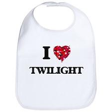 I love Twilight Bib