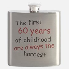 The First 60 Years Of Childhood Flask