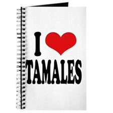 I Love Tamales Journal