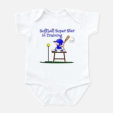 SUPER STAR Infant Bodysuit