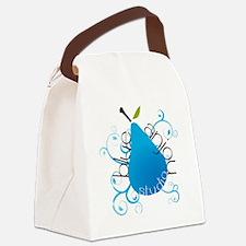 BlueAnjou Canvas Lunch Bag