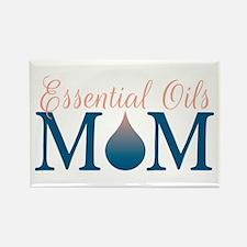 Essential oils Mom Rectangle Magnet