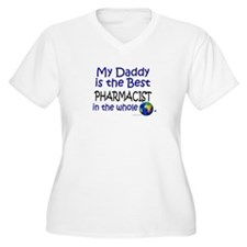 Best Pharmacist In The World (Daddy) T-Shirt