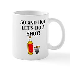 50 And Hot Mugs