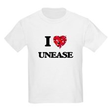 I love Unease T-Shirt