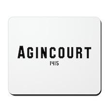 Agincourt Mousepad