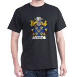 Coronel Family Crest Dark T-Shirt